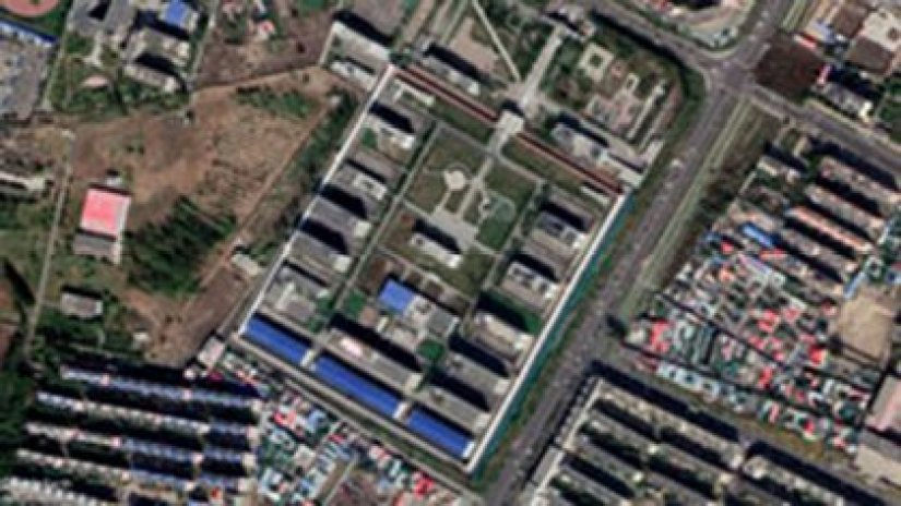 Xinjiang Work Camps (Google Earth)
