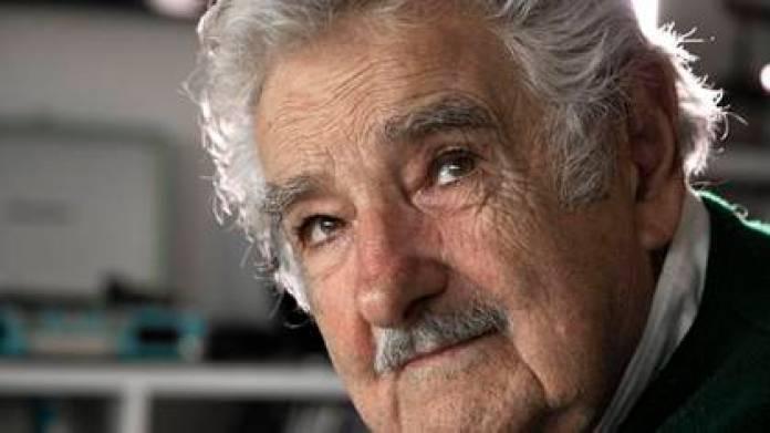 """José """"Pepe"""" Mujica, ex presidente de Uruguay durante un encuentro con Infobae en su casa (Lihue Althabe)"""