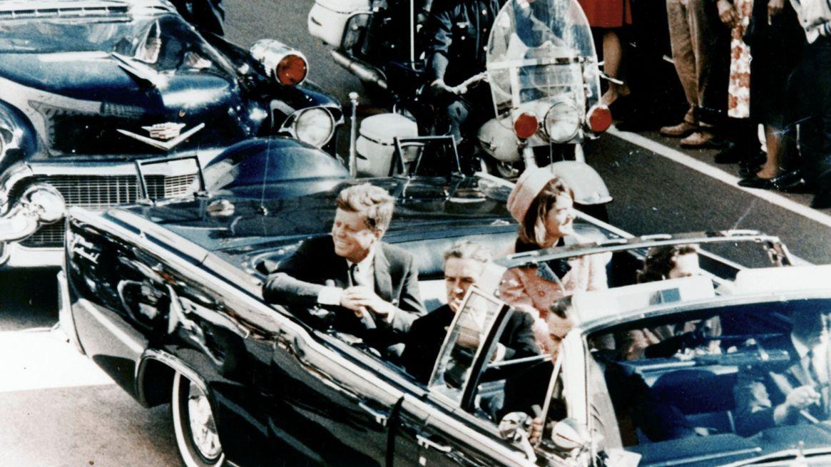 John F. Kennedy, el día de su asesinato en Dallas