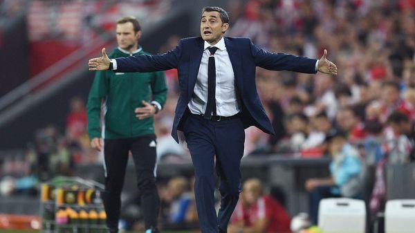 Ernesto Valverde será presentado el jueves (Getty)