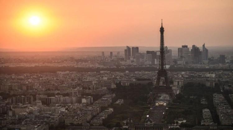 París está en el top tres del ranking de smart cities (AFP PHOTO / Lucas BARIOULET)