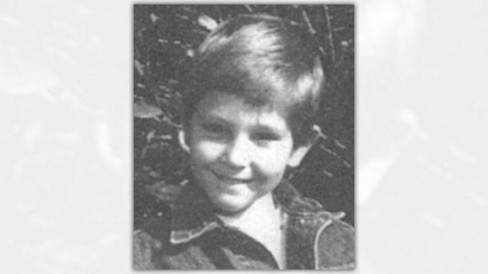 Sebastián Barreiros, el nene que falleció en el atentado de la AMIA