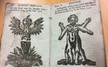 Ilustraciones de las bestias del libro