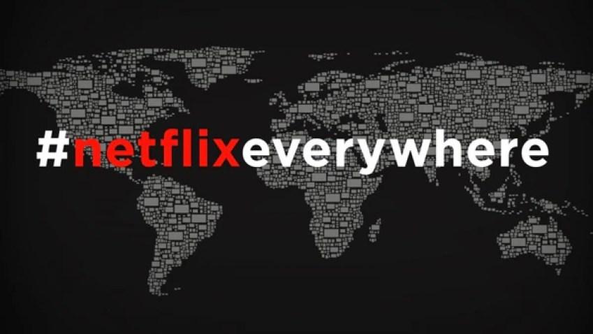 Resultado de imagen para netflix en todo el mundo