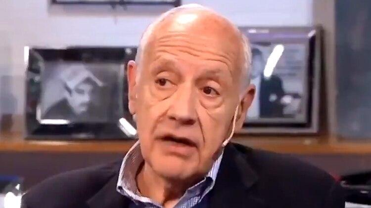 Roberto Lavagna, candidato por Consenso Federal