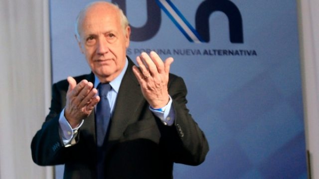 Duhalde está convencido de que el próximo candidato a presidente del peronismo tiene que ser Roberto Lavagna (NA)