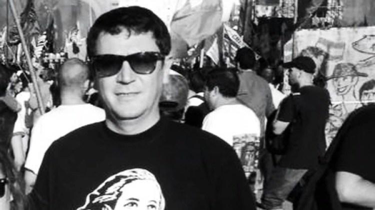 Allan Bogado, ex espía de la ex SIDE