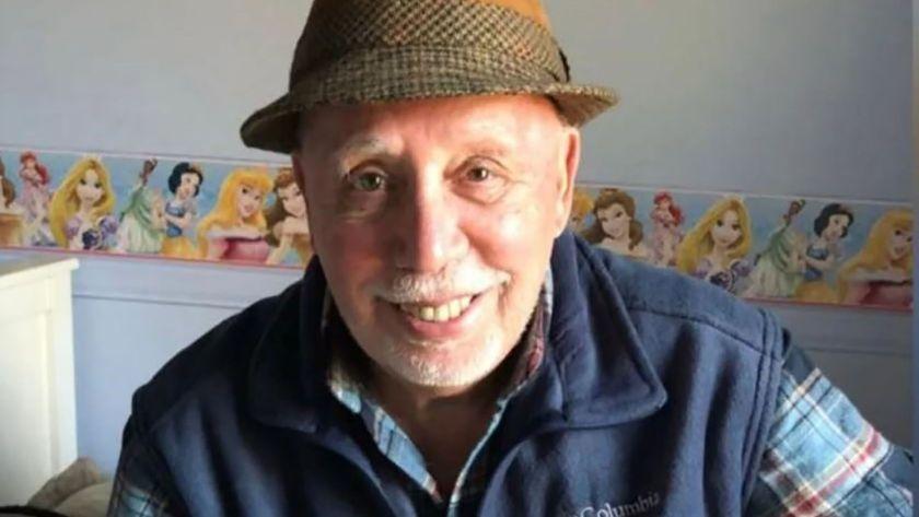 Rolando Josué Nusbaum, de 67 años, la víctima