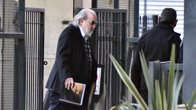 El juez federal Claudio Bonadio (Adrián Escandar)