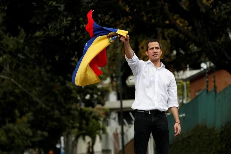Los países del TIAR reiteraron su firme apoyo al gobierno interino de Juan Guaidó (REUTERS/Carlos Garcia Rawlins)