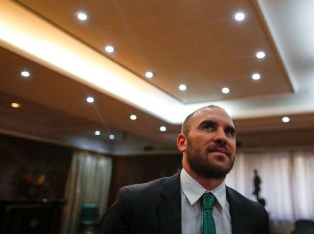 El ministro de Economía de Argentina, Martín Guzmán, hizo sus proyecciones en septiembre y algunas ya quedaron desactualizadas