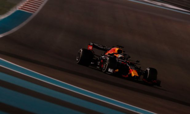 Formula One F1 - Abu Dhabi Grand Prix - Yas Marina Circuit, Abu Dhabi, United Arab Emirates - December 13, 2020 Red Bull's Max Verstappen in action during the race Pool via REUTERS/Hamad I Mohammed