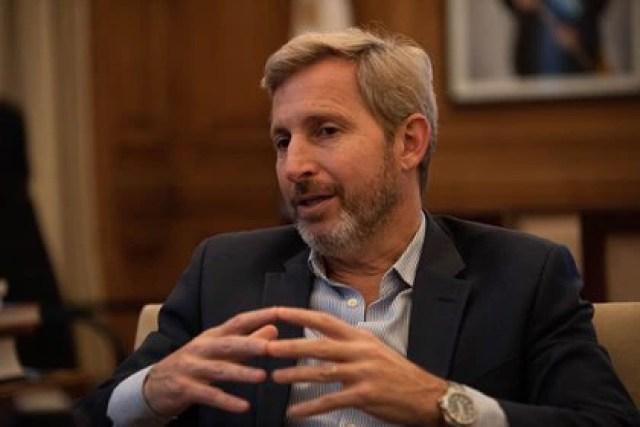 """""""Fuimos el gobierno más débil del último siglo en Argentina"""", admitió Frigerio (Franco Fafasuli)"""