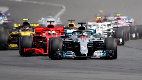 La Fórmula 1 retoma la acción con el GP de Bélgica (REUTERS/Jean-Paul Pelissier)