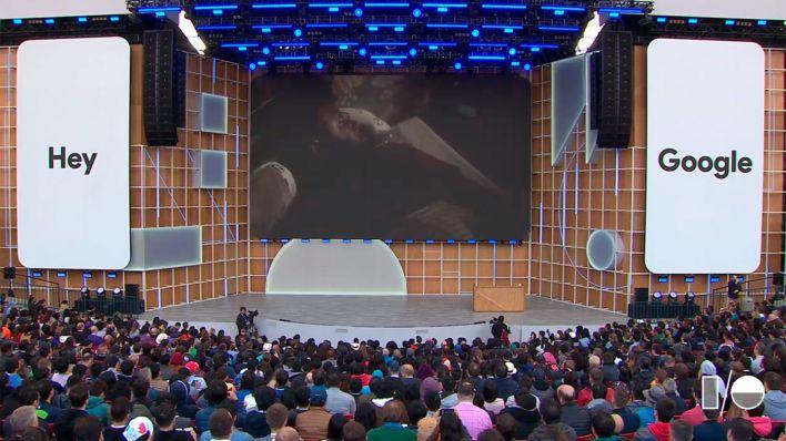 Las novedades de Android se dan a conocer siempre en Google I/O, el evento anual para desarrolladores, que se realiza en mayo en el Shoreline Amphitheatre, en Mountain View, pero esta vez no se realizará en formato presencial, por la pandemia.
