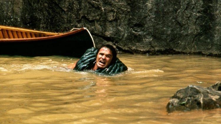 """Burt Reynolds en """"Deliverance"""" (The Grosby Group)"""
