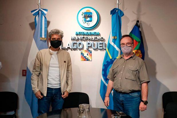 Viceministro de ambiente Sergio Federovisky
