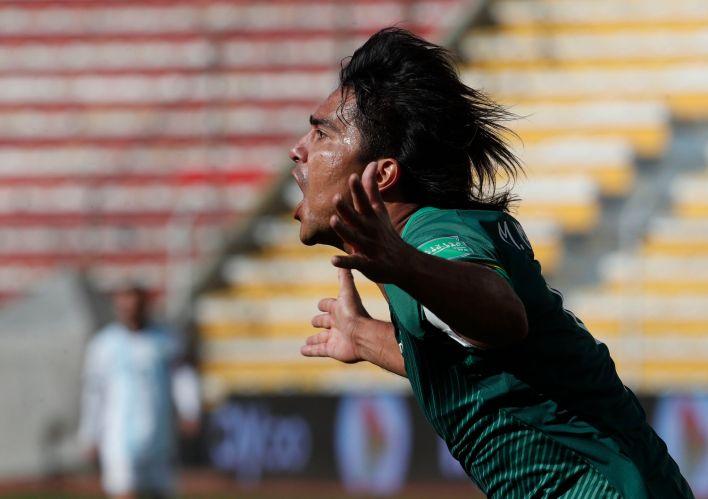 A los 24 minutos, el local se puso en ventaja con un cabezazo de Marcelo Moreno Martins