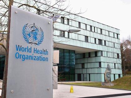 Foto de la sede de la Organización Mundial de la Salud. REUTERS/Denis Balibouse