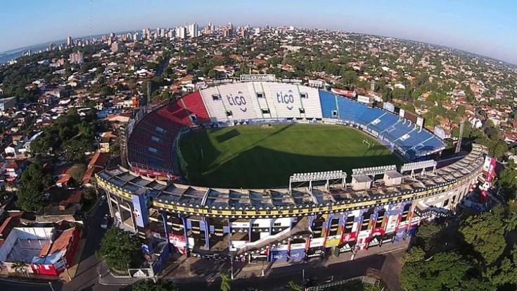 El estadio Defensores del Chaco será la nueva sede de la final de la Copa Sudamericana