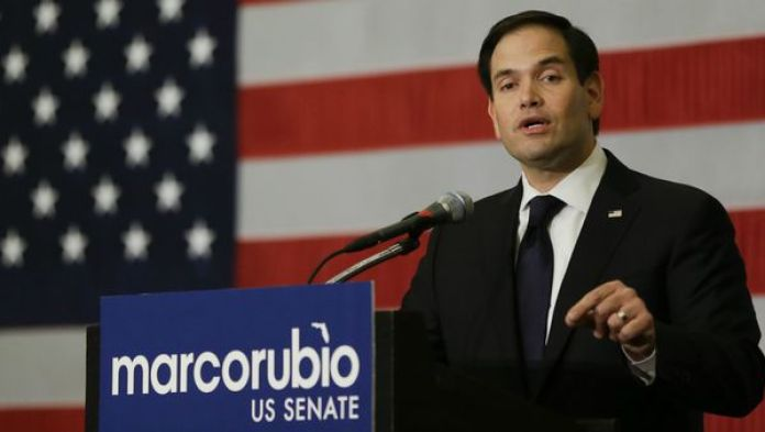 Marco Rubio, senador republicano (AP)