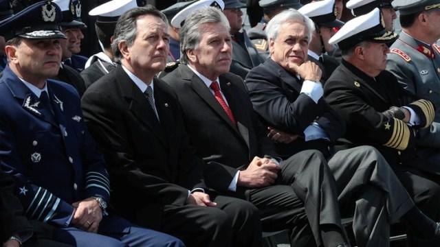 La disputa estuvo a punto de acabar en una guerra cuando el 22 de diciembre de 1978 el Ejército argentino amenazó con ocupar las tres islas en conflicto (EFE)
