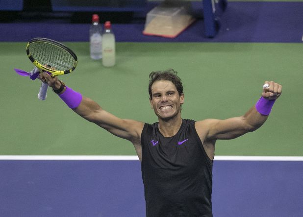 Rafael Nadal ocupa el puesto 2 del ranking mundial (DPA)