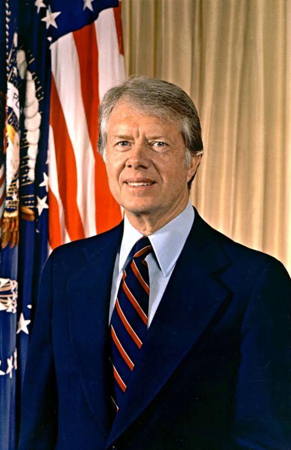 A 200 años de la independencia, Jimmy Carter ganó con gran prestigio moral pero hizo una mala gestión económica.