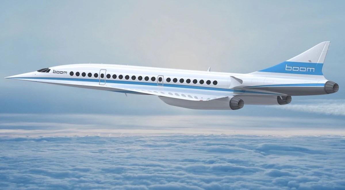 La resurrección del Concorde: la aeronave que promete volar el doble de rápido que la velocidad del sonido y sin emisiones de CO2
