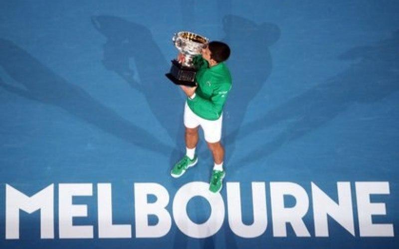 Djokovic, el campeón del Australian Open 2020