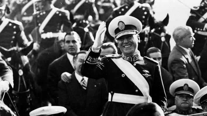 Colom se dirigió a la residencia presidencial dónde Perón lo esperaba para felicitarlo. Sammartino, por su parte, se abrazó con Frondizi y se fueron a cenar juntos (Shutterstock)