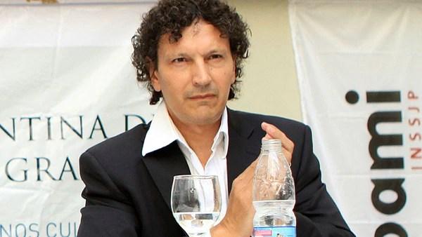 Luciano Di Césare, ex titular del PAMI