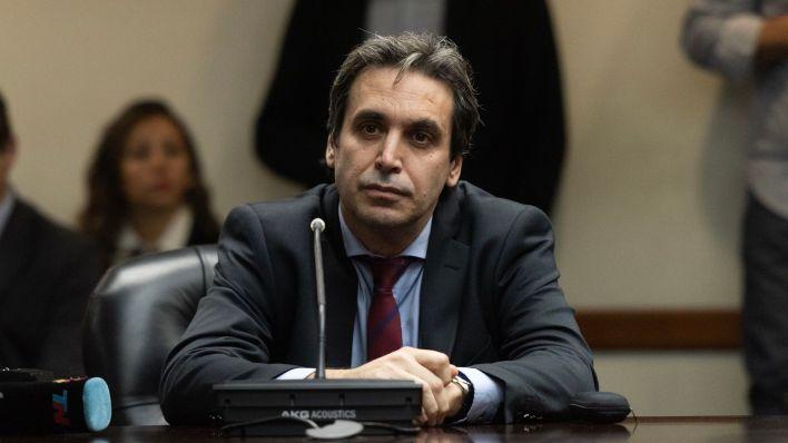 El juez federal Alejo Ramos Padilla (Adrián Escandar)
