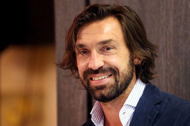 Andrea Pirlo tendrá su primera experiencia como DT en el banco de la Juventus (Roland Weihrauch/dpa)
