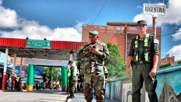 El Ministerio de Seguridad reforzó los controles en aeropuertos y fronteras terrestres en las últimas horas