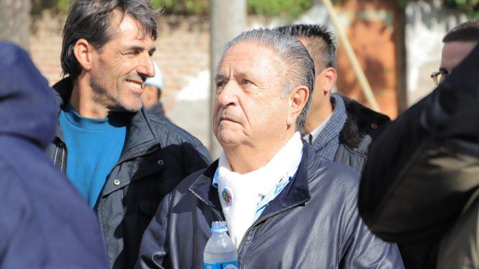 Eduardo Duhalde obtuvo la ciudadanía uruguaya.