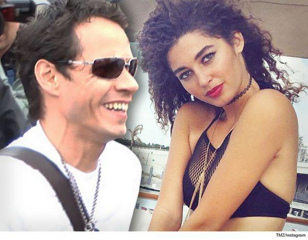 Marc Anthony confirmó con su aparición en público junto a Mariana Downing el rumor que desde hace unos meses salía con la modelo de origen dominicana a la que le lleva más de 25 años