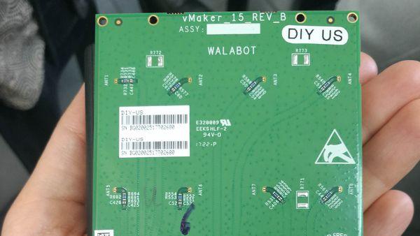 La tecnología desarrollada por Vayyar es aplicable a un gran número de industrias, todas muy diversas