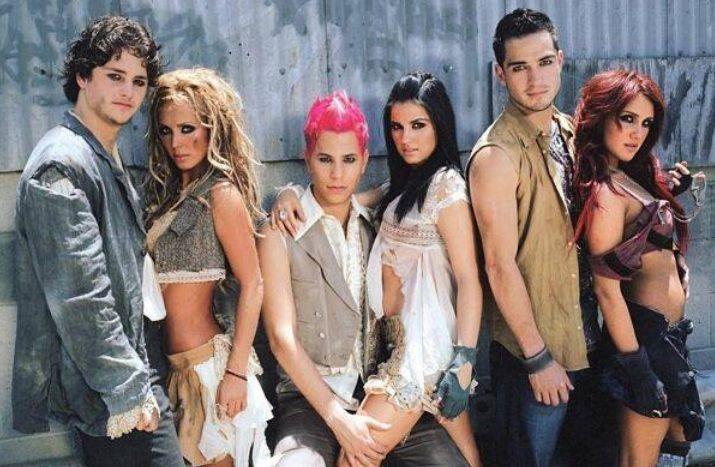 """Los integrantes de la telenovela """"Rebelde"""", que también formaron parte de un exitoso proyecto musical (Foto: Especial)"""