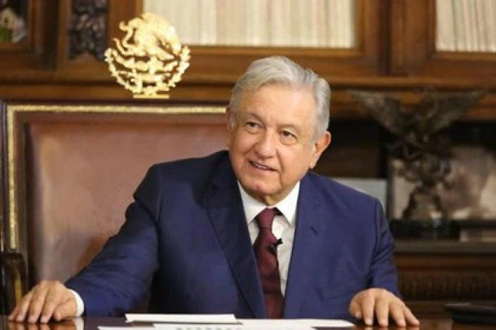 El sueldo como presidente: 108 mil 744 pesos, es decir, unos 5 mil 600 dólares.  (Foto: Presidencia de México)