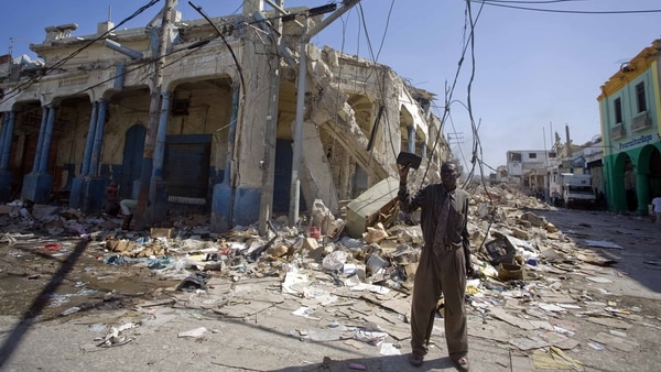 Resultado de imagen para Terremoto Haití