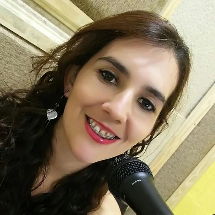La periodista Norma Devechi