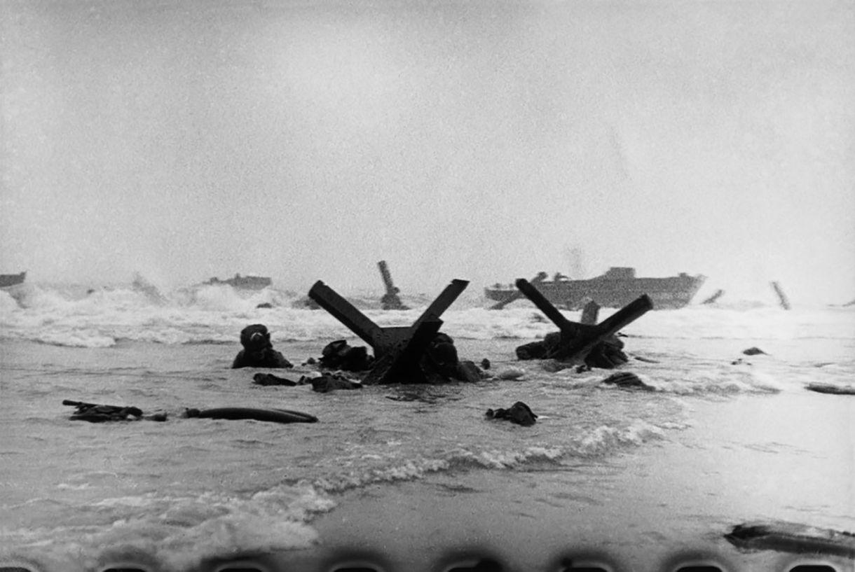 Los aliados sufrieron unas 10.000 bajas en el Día D