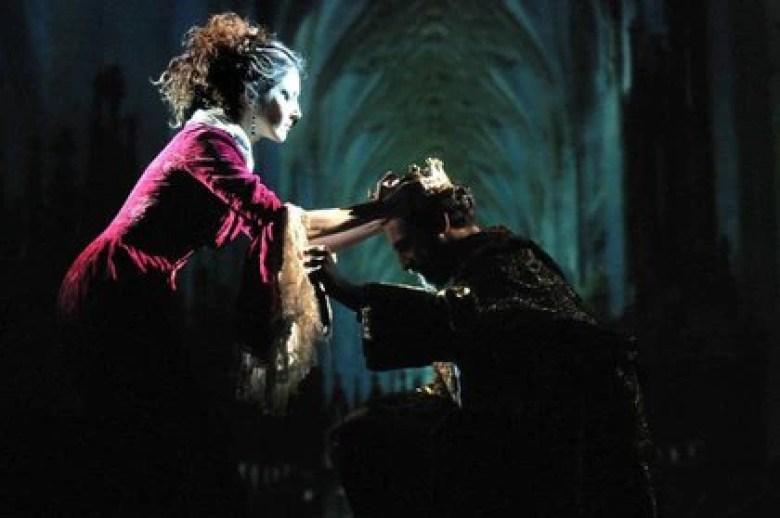 Cristina Pérez en Macbeth