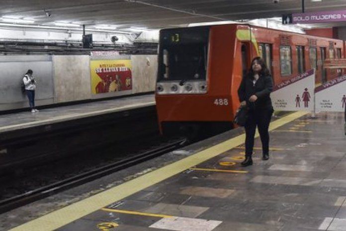 This measure is in addition to the closure of the Zócalo station and the Allende station on Line 2, as well as the Merced station on Line 1 (Photo: Mario Jasso / Cuartoscuro)