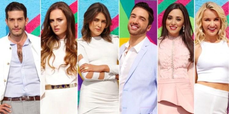 La serie se graba en su totalidad en la Ciudad de México.