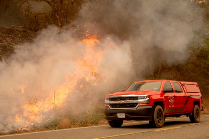 Incendio en California (EFE)