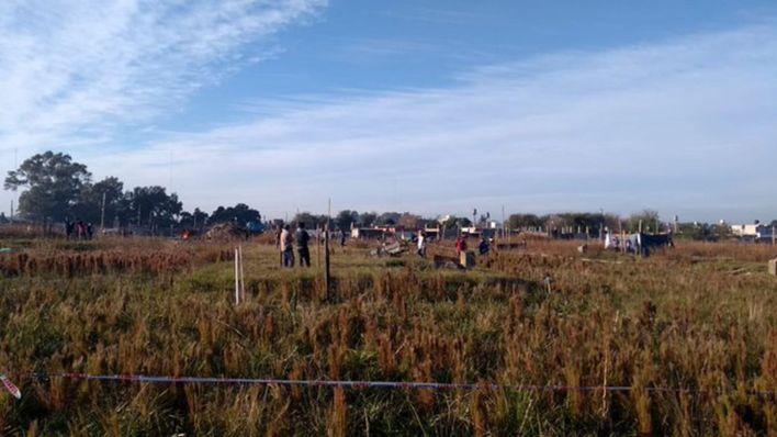 Denuncian que ocuparon el terreno de una reserva natural en Ciudad Evita