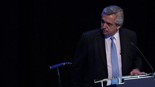 Alberto Fernández (AFP)