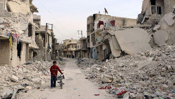 Más de 330.000 personas han muerto en Siria desde el comienzo del conflicto, en marzo de 2011 (Reuters)